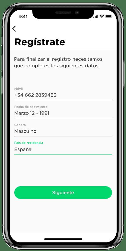 Romasilence app registrate