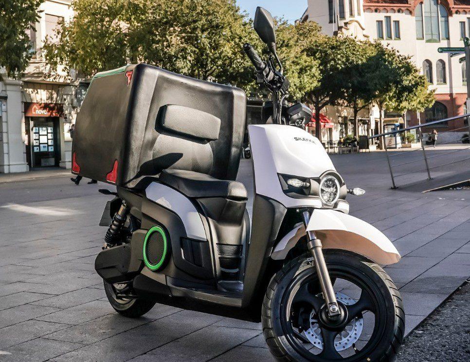 motos eléctricas para empresas modelo