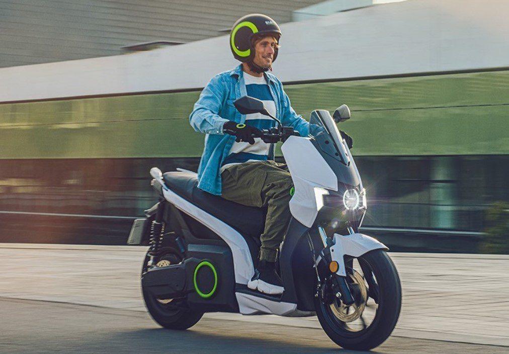 motos eléctricas para particulares modelo